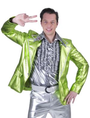 Disco Fever colbert groen-0