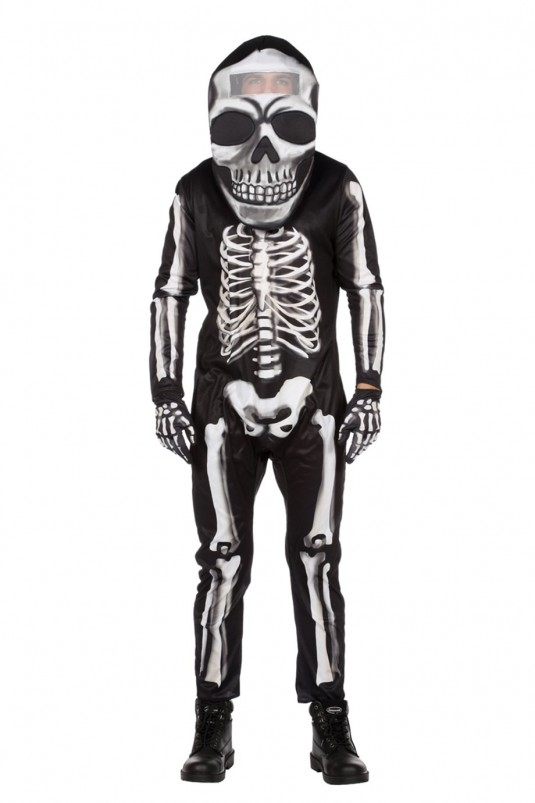 Big head skeleton-0