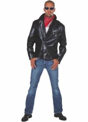 Biker jack Grease-0