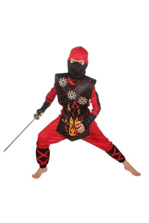 Ninja fire-0