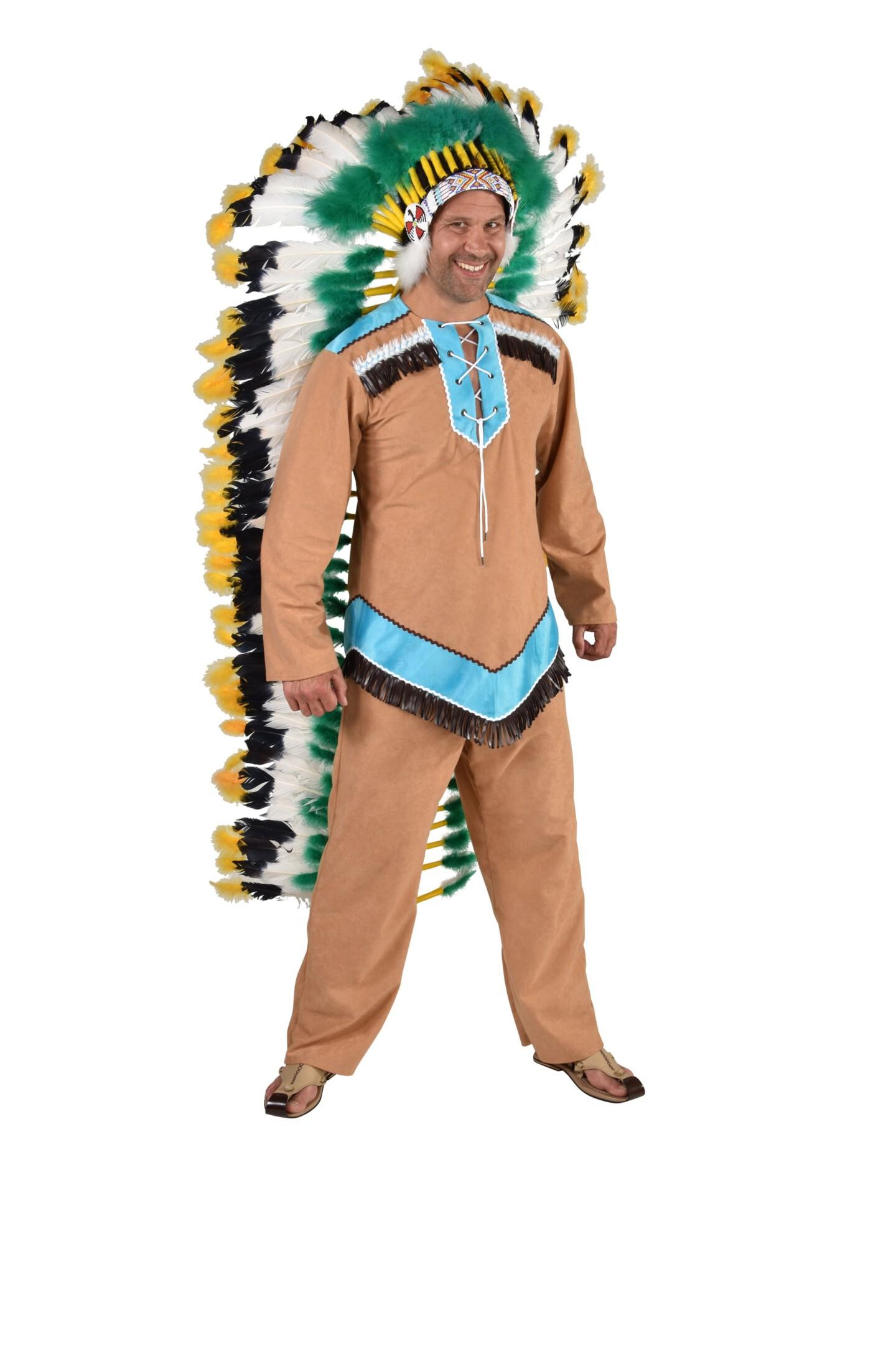 Indiaan Apache