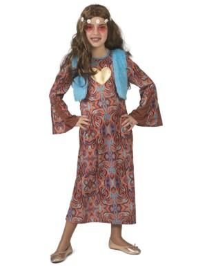 Seventies jurk Oreane