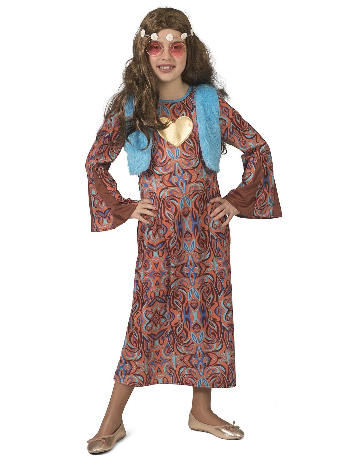 Seventies jurk Oreane 1