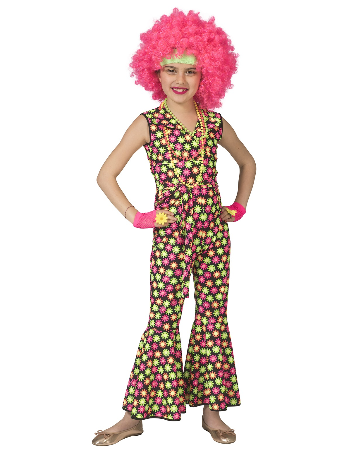 Flower Power jumpsuit