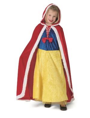 Koninginnen cape rood