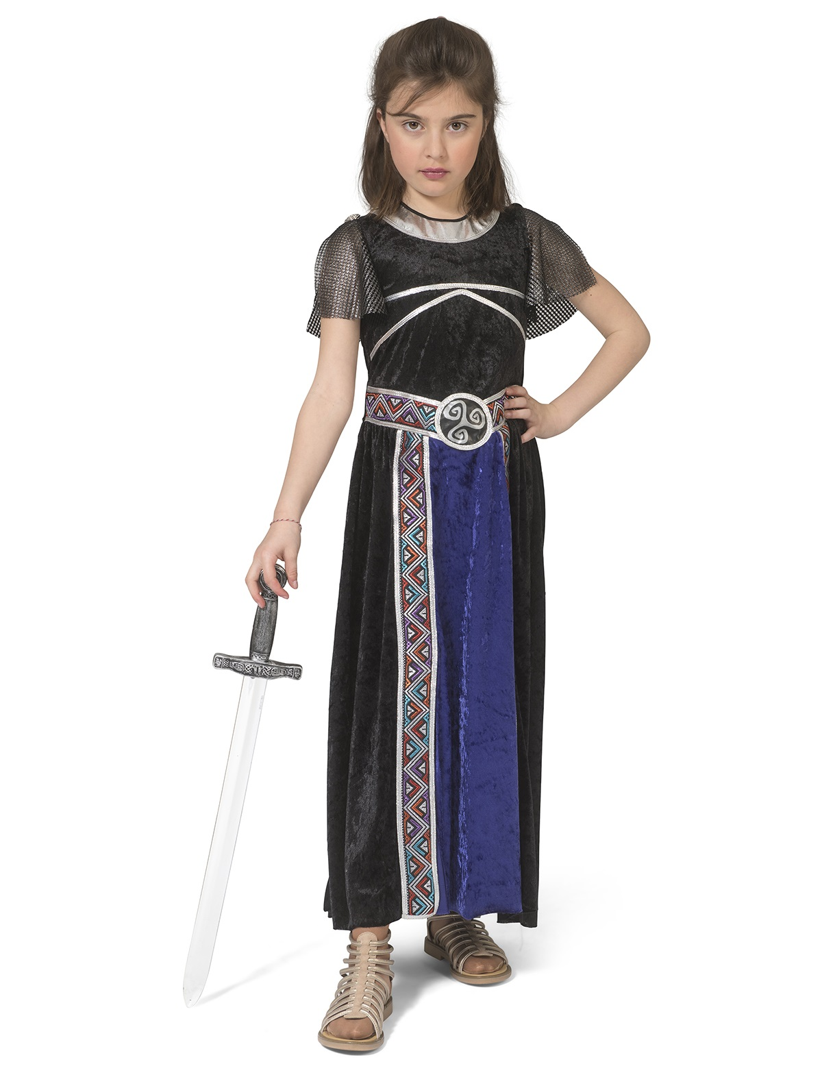 Romeinse krijgster 1