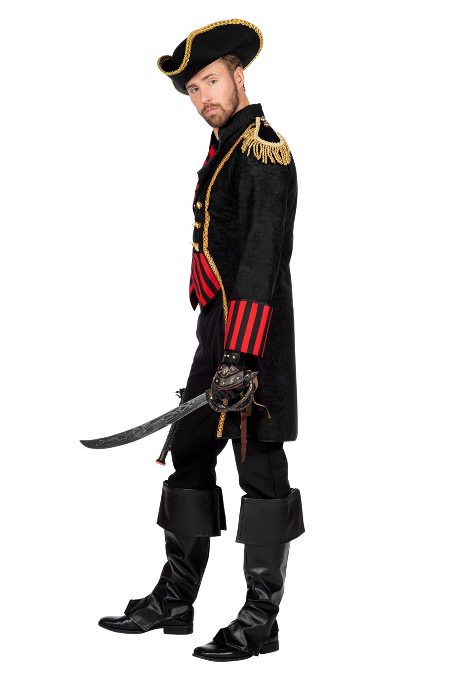 Piraat streep 2