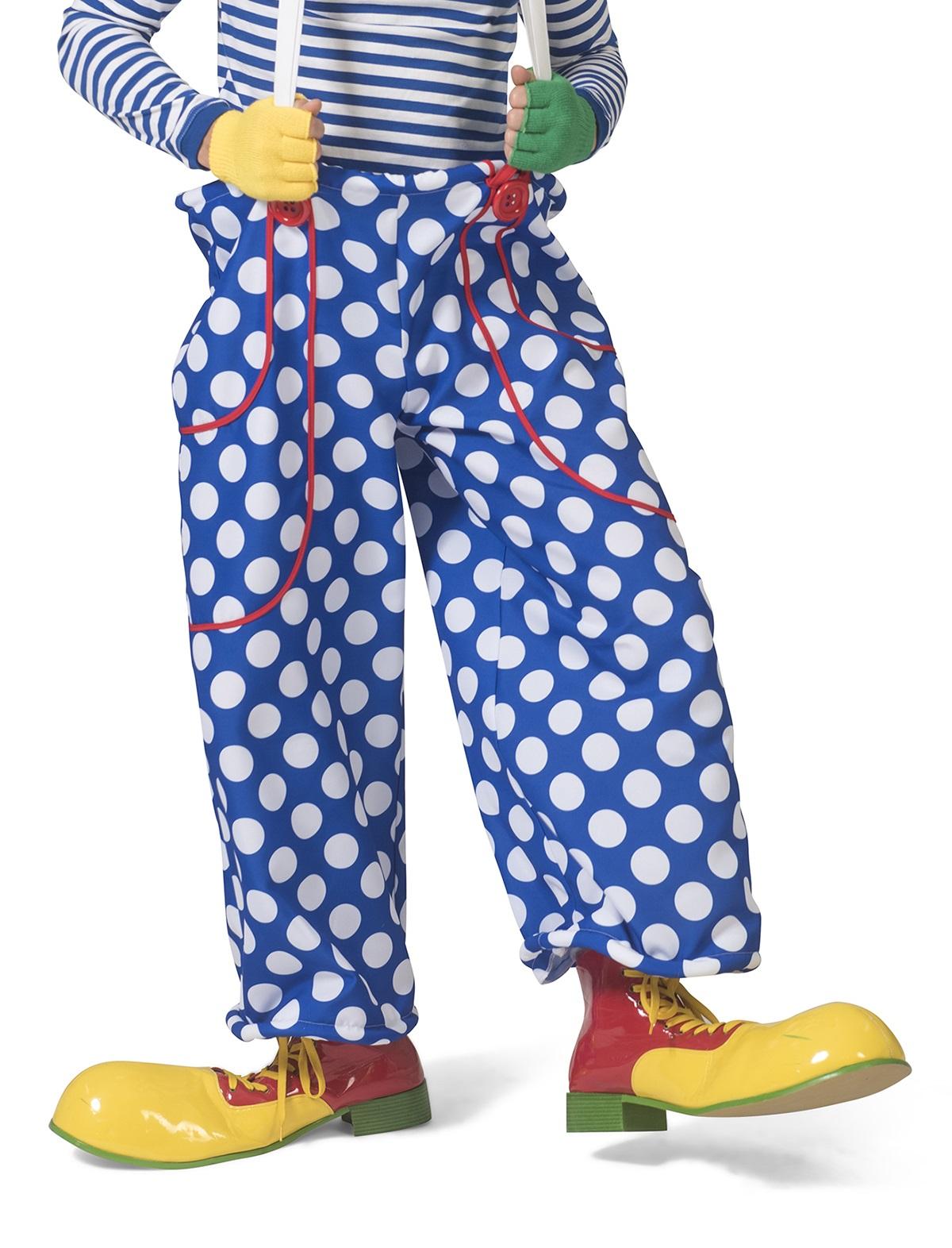Clownsbroek Bassie 1