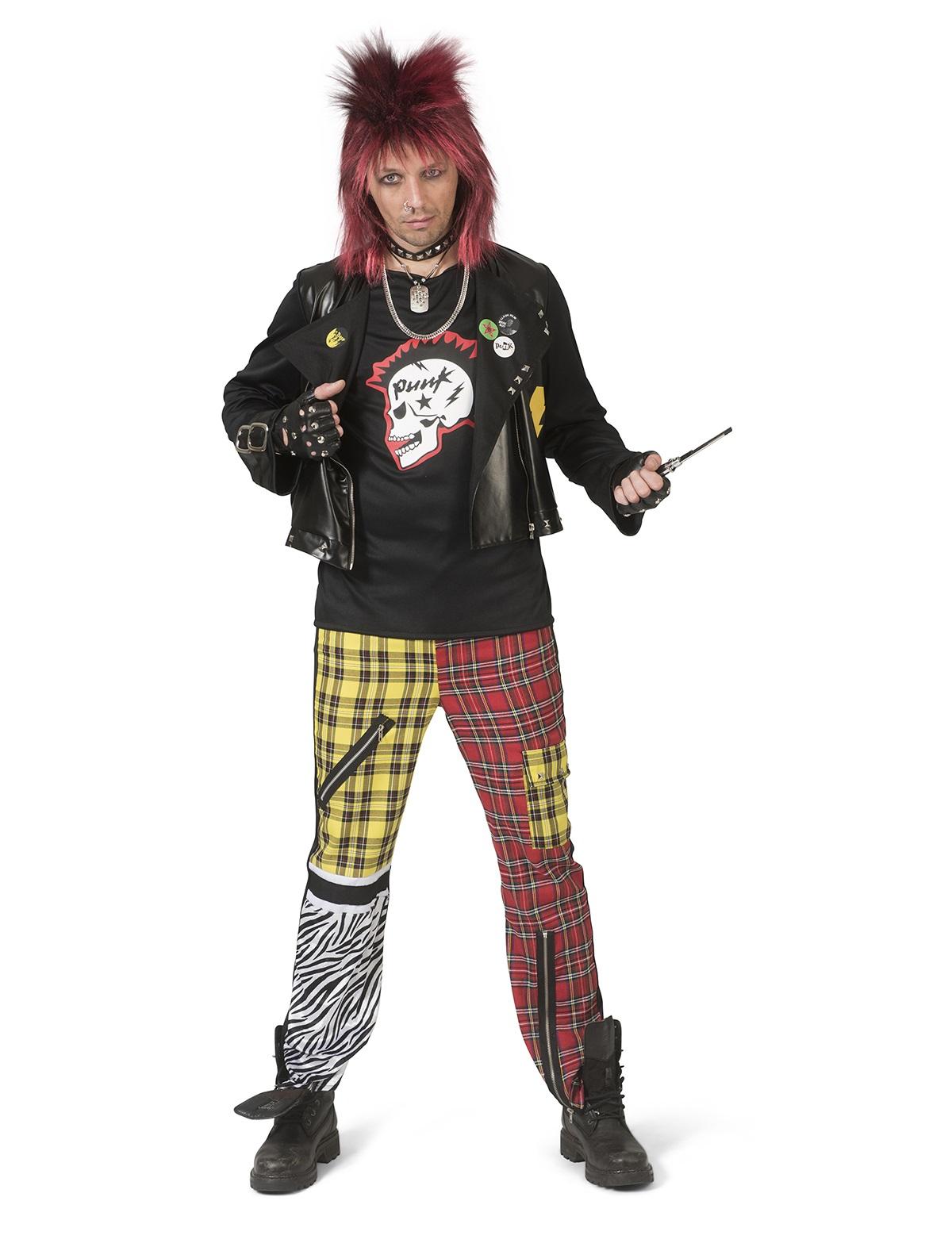 Punk 80's Patrick