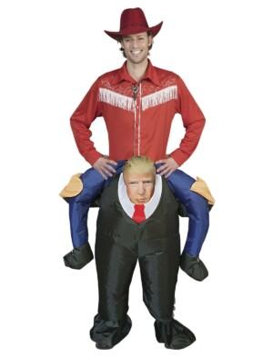 Opblaasbare Trump