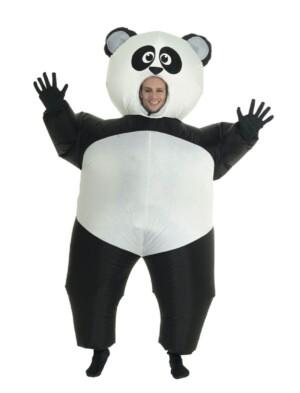 Opblaasbare panda
