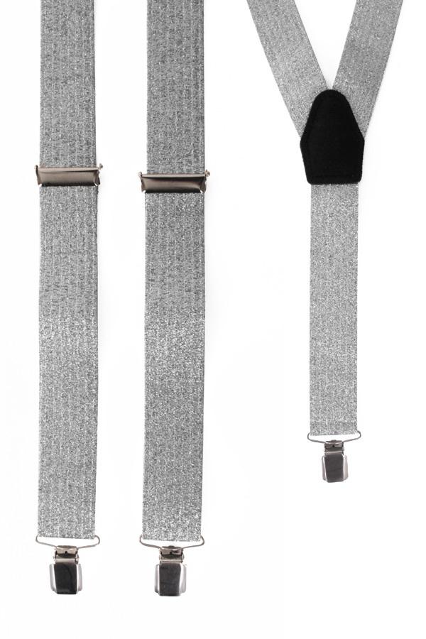 Bretel zilver 1