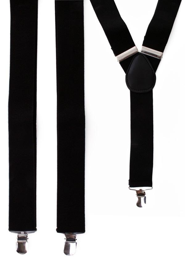 Bretel zwart 1