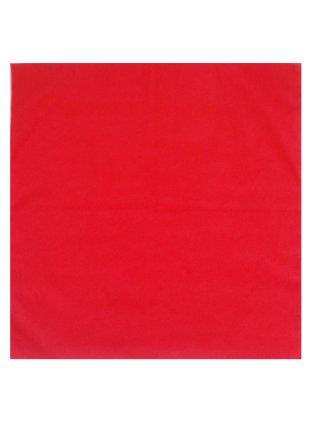 Zakdoek uni rood 1