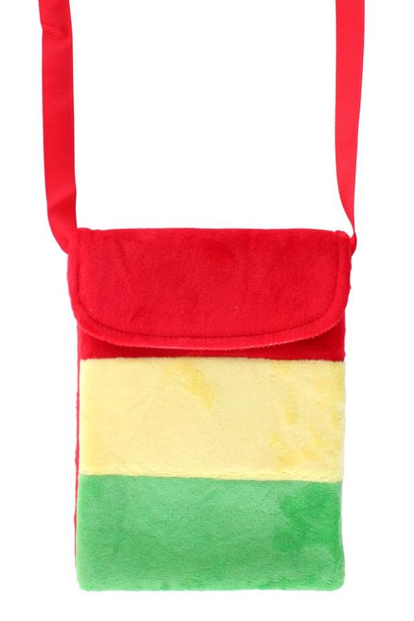 Tasje rood/geel/groen 1