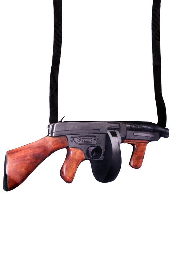 Tas gangster machine geweer 1