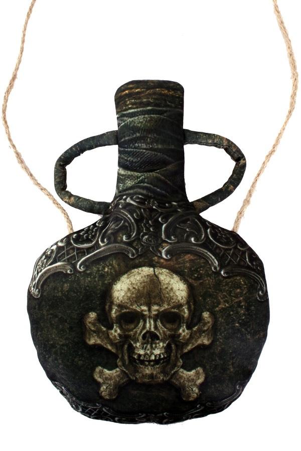 Tasje piraten flacon 1