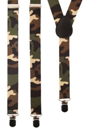 Bretel camouflage