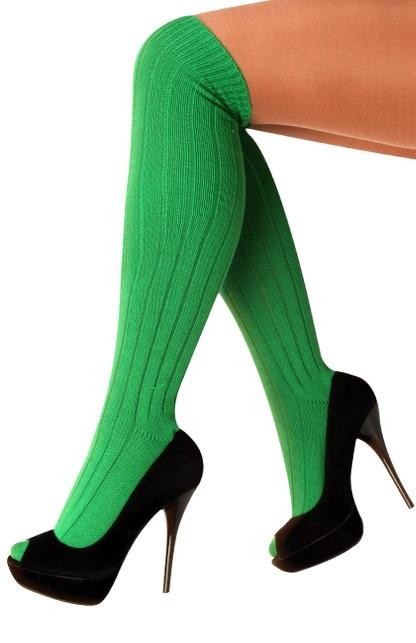 Kniekousen groen  1