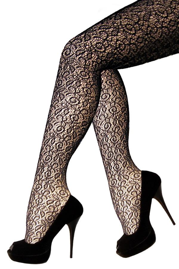 Panty zwart cashmir 1
