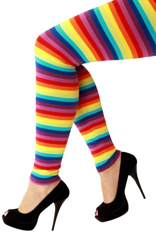 Legging regenboog 1