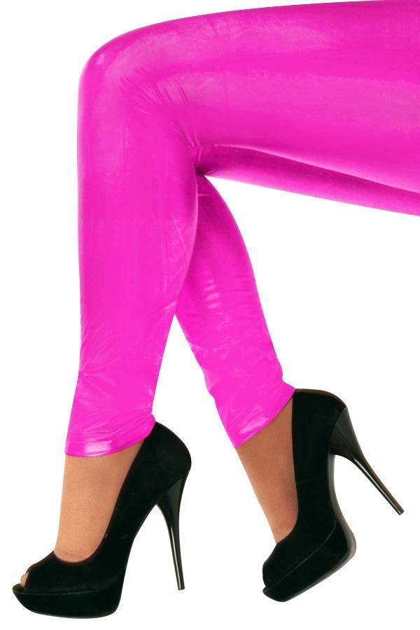 Legging 60 denier pink 1