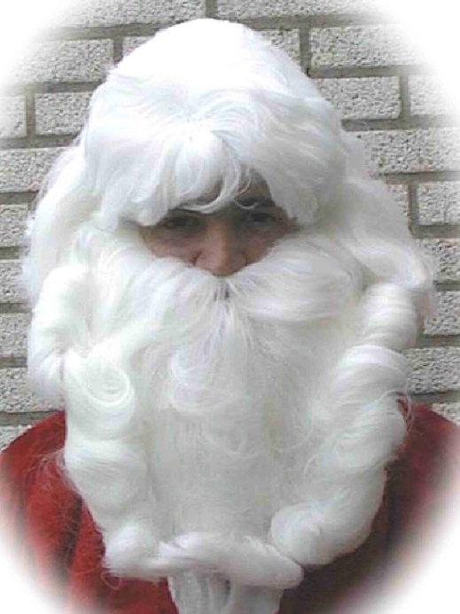 Kerstman haarstel  1