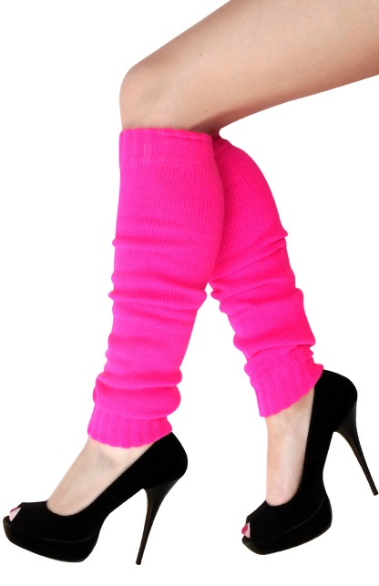 Beenwarmers pink 1