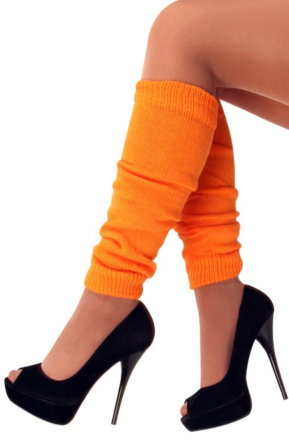 Beenwarmers oranje 1