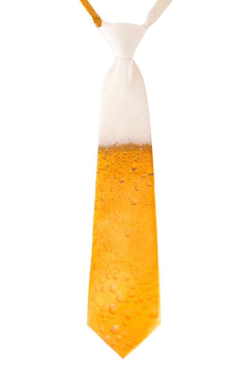 Stropdas bier 1