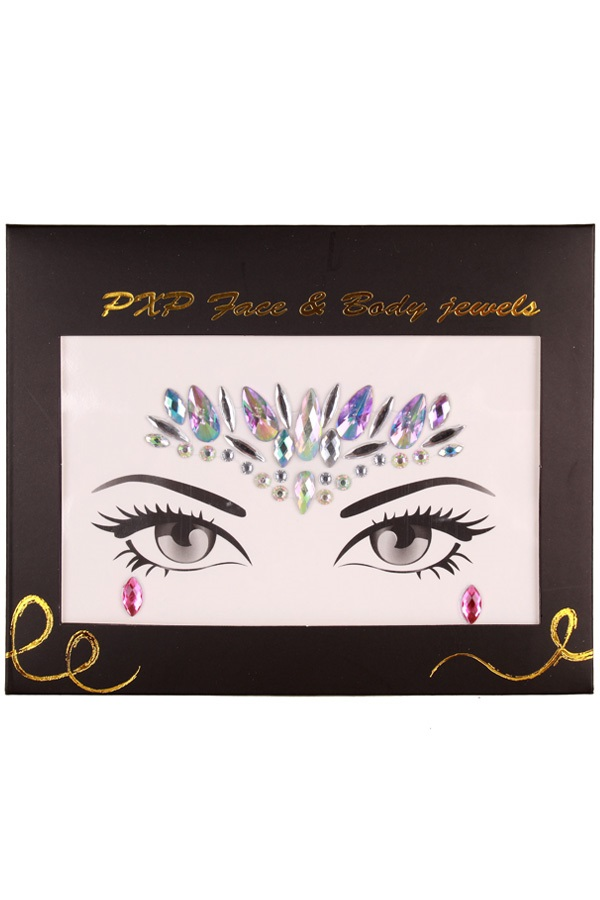 PXP Face & Body jewels Model D 1