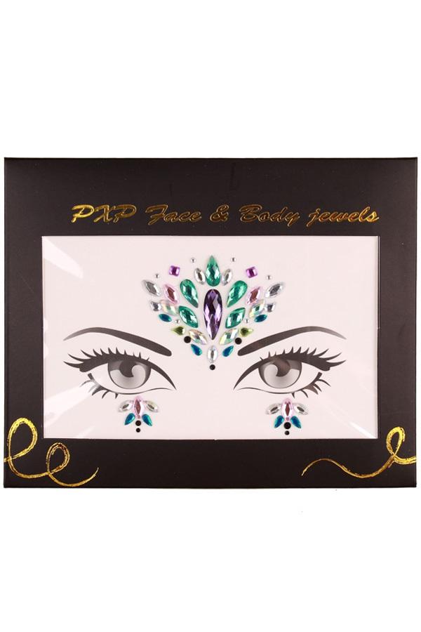 PXP Face & Body jewels Model H 1