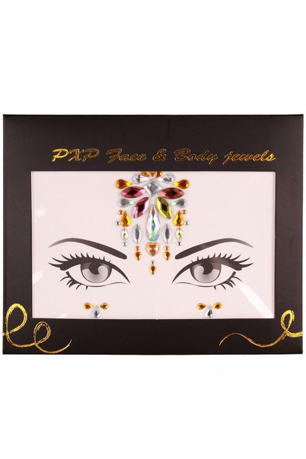 PXP Face & Body jewels Model J 1