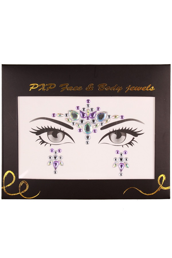 PXP Face & Body jewels Model K 1