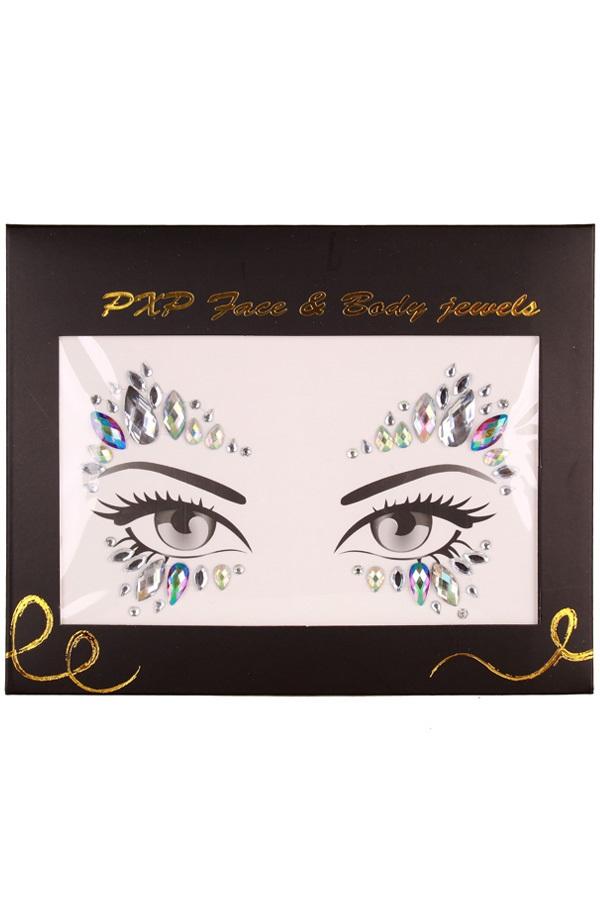 PXP Face & Body jewels Model N 1