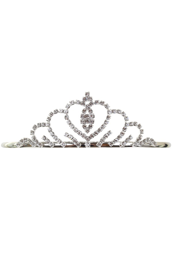 Strass tiara Elizabeth 1
