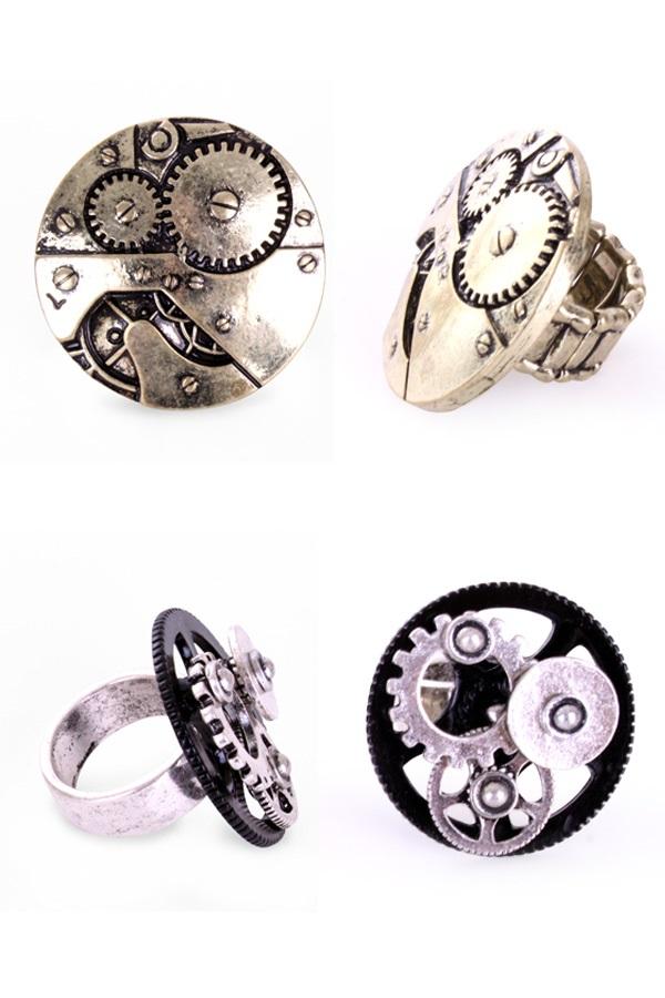Ring Steampunk 2 ass