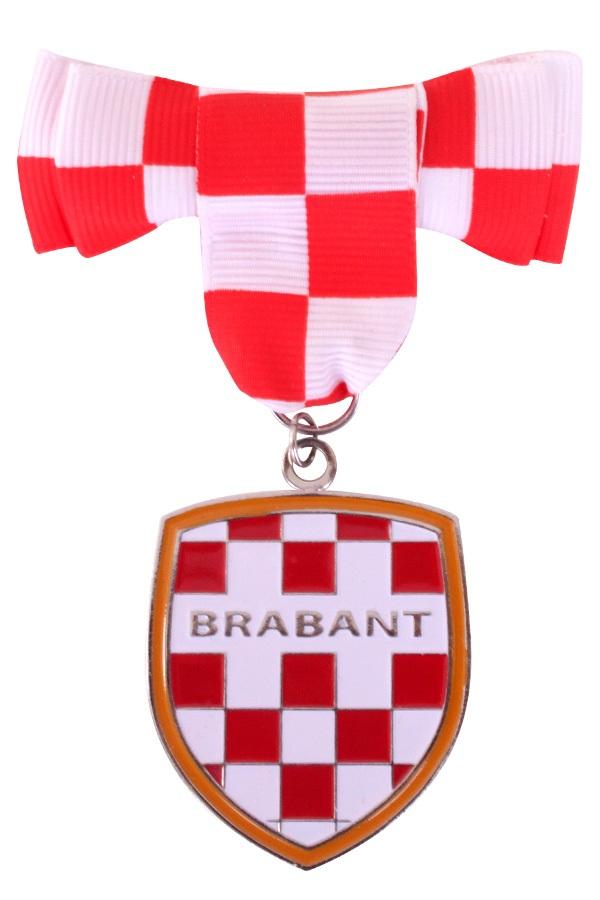 Broche met strikje Brabant 1
