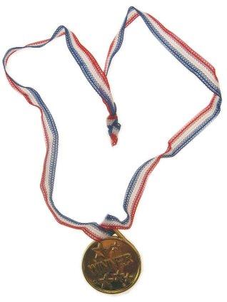 Medailles winner  1