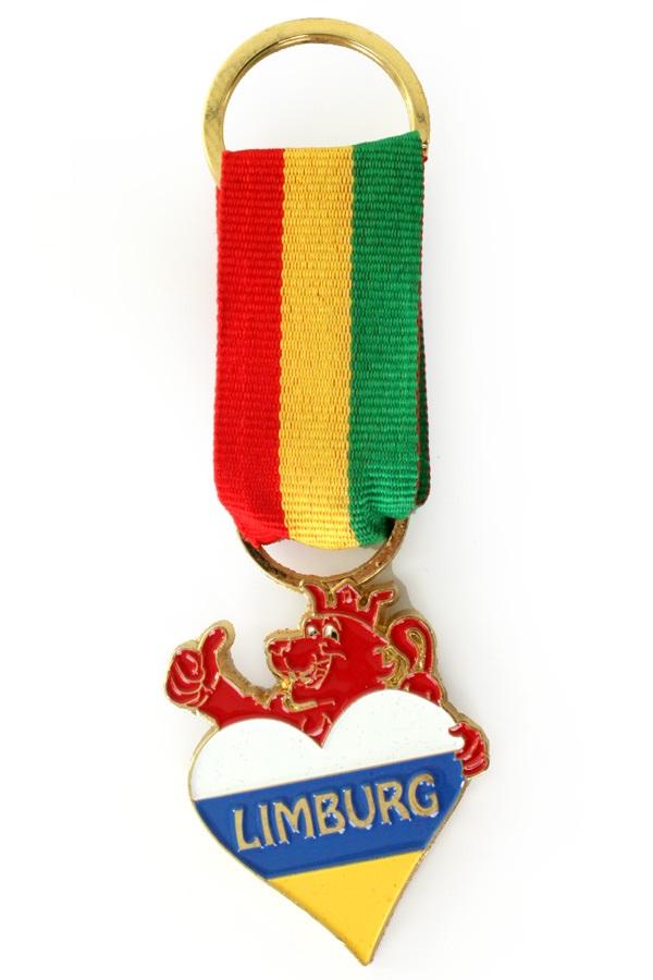 Medaille/onderscheiding speldje limburg met leeuw 1