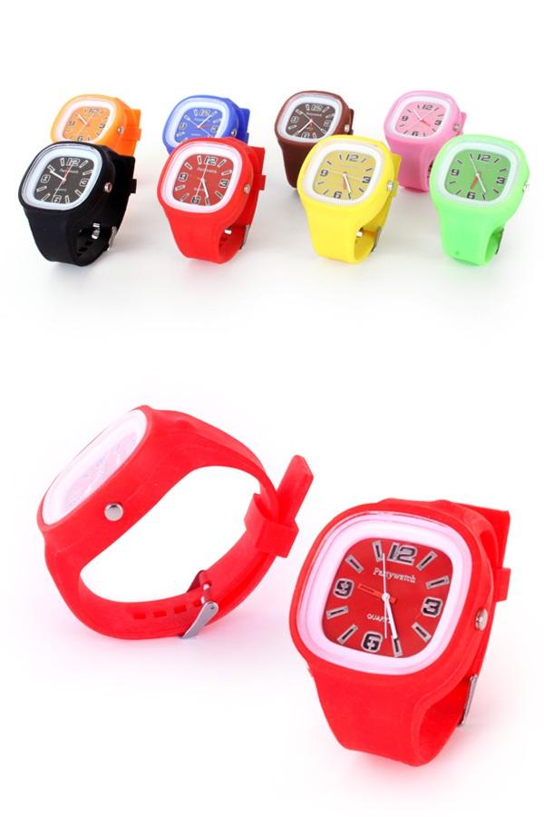 Party watch met licht 8 kleuren 1