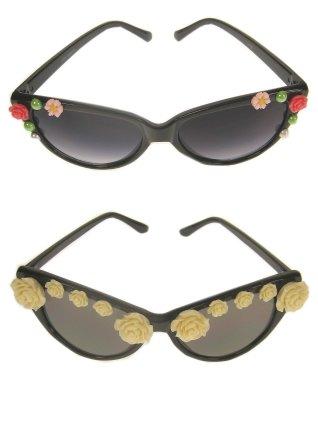 Damesbril Roosjes 1