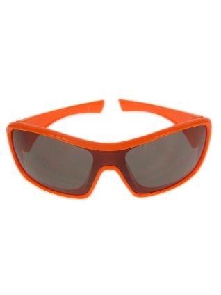 Ski-bril oranje  1