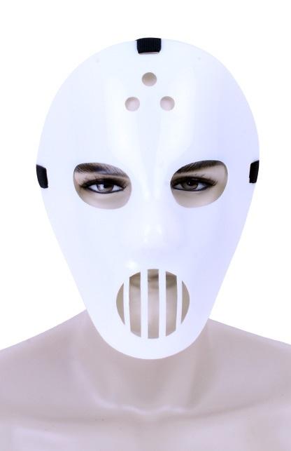 Masker ijshockey plastic 1