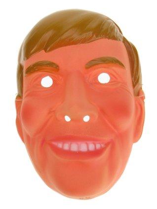 Masker Willem plastic 1