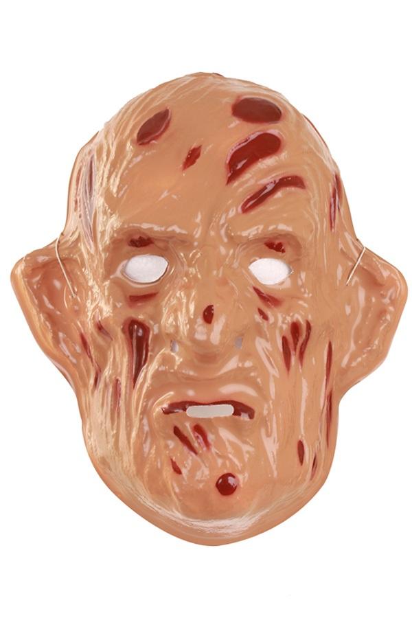 Masker Freddy plastic 1