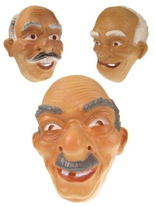 Masker opa plastic assorti 1