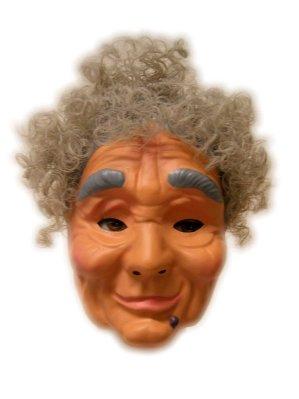 Masker sarah plastic met haar 1