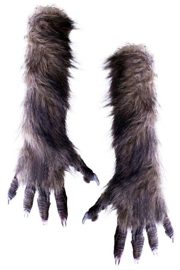 Weerwolf handschoenen per paar 1