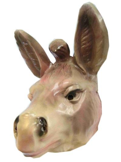 Masker ezel plastic 1
